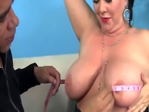 BBW Honey Betty Paige Takes Cash From Guy In Exchange For Sex