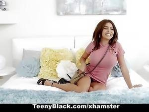 TeenyBlack - Hot Curvy Teen Gets Fucked