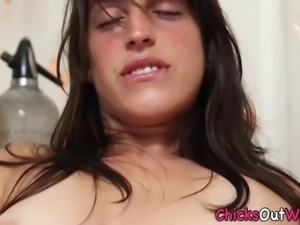 real aussie climaxing