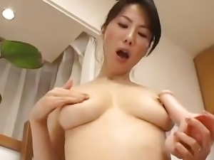 Hot Japanese wife Masturbate 24