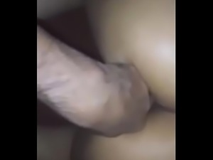 Indian wife Horney shakes her ass need anal fuck