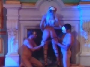 Mansion Orgy