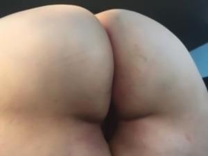 Back door Big booty beauty