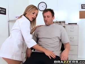 Brazzers - Doctor Adventures -  Care to Donat