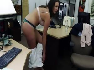 Big tits tease Customer's Wife Wants The D!