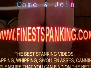 Sweet Girls spanking compilation