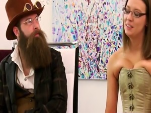 Swingers pleasing partners in orgy in reality show