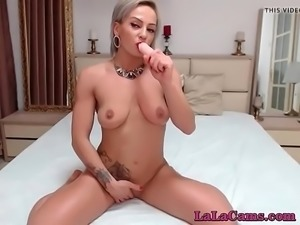 Free Webcams LaLaCams.com Beautiful Blonde At Home Live HD Part1 01