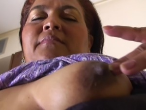 Alluring hot ass Carol masturbating using toy in close up