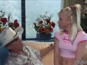 Layla Rivera and Patience Right stops by Max Hardcores house after school for