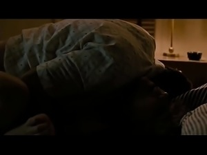 MAGGIE GYLLENHAAL &ndash_ TOPLESS   REAL BLOWJOB WITH REAL DICK SCENE v...