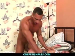My girlfriend Anna enjoys getting woken up with sex