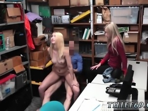Fake cop creampie xxx A mother and crony's daughter who have