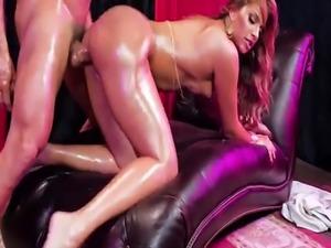 Belly dancer Mercedes Carrera seduces Ramons snake