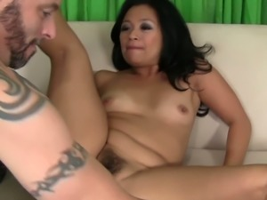Lucky Starr seems to really love sex and her oral skills are amazing