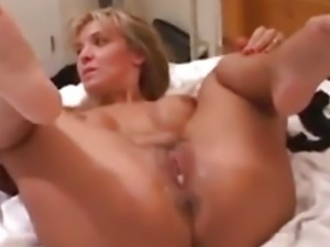 Wife fucked while call her husband