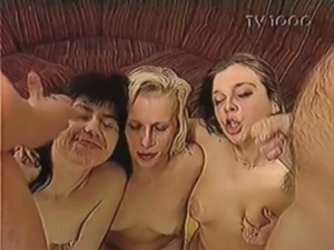 Incredible compilation with retro Swedish classic porn