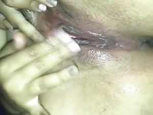 Sexy Wet chubby pussy