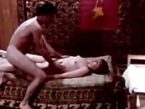 Miniature Masseur with Gentle Hands (1950s Vintage)