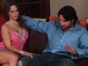 Rachel Roxxx Cums On Big Cock