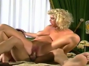 Sweet and sexy appetizing blondie on the bed blows dick in 69 style
