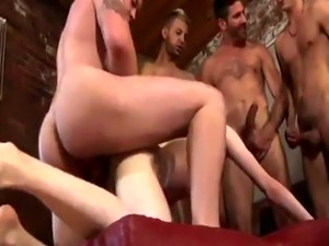 South africa gay porn movietures James Gets His Sold Hole Filled!