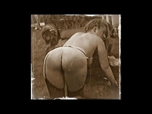 More Spankybum Wife Vintage Style Spanking Collage