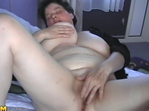 Round Bianca playing with her cucumber needing nothing else