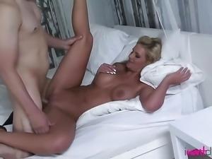 Busty Phoenix Marie gets Fucked