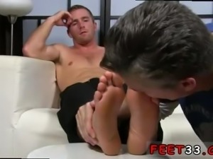 Free gay midget porn guys first time Scott Has A New Foot Slave