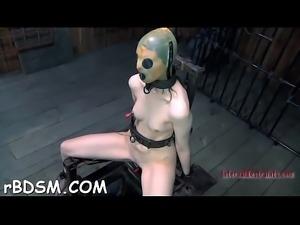 Superlatively good castigation porn