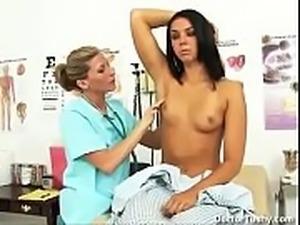 Tiffany Tyler goes to the doctor - BasedCams.com