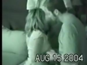 Husband films while his wife fucks 2 guys