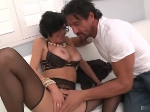 This MILF loves sex and I am in love with every inch of her sensual body