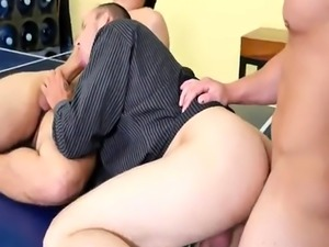 Gay sex nipple CPR salami deep throating and nude ping pong