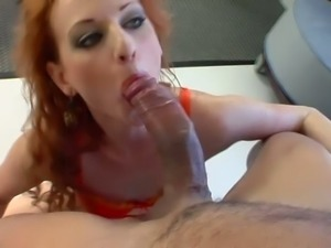 Horny cock-loving nympho Audrey Lords rides dick like nobody else