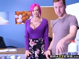Brazzers - Big Tits at School - Anna Bell Pea
