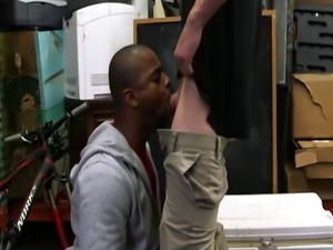 African black gay man nude Desperate fellow does anything for money