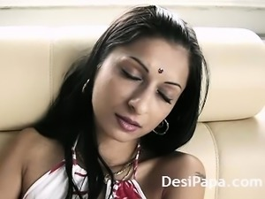 Indian Teen Masturbation In Lounge While Watching Porn
