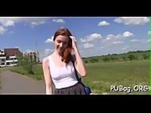 Public agent pleases her partner