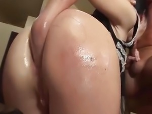 extreme Hotkinkyjo deep anal fisted