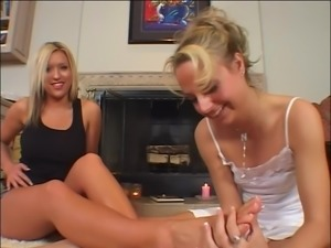 Incredible lesbian action with Nikki Hilton and Memphis Monroe