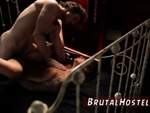 Filipino rough anal and bondage dildo stand up xxx Excited y