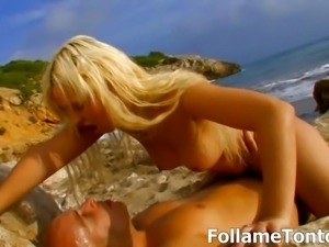 Incredibly sexy beach fuck hole exhausting that ris Dar experiences