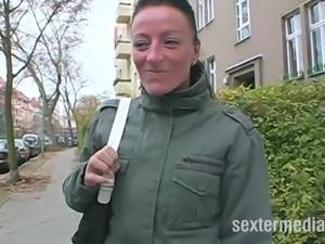 Street Casting mit Gina-02