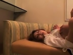 Asian Maria Ozawa pov blowjob