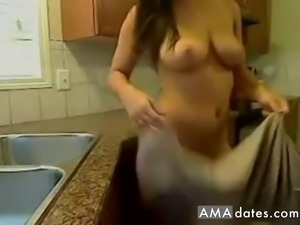 Plumber dude gives a cute girl with a fat ass a rough and wild ride