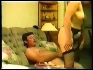 Mature couple blowjob on live webcam show