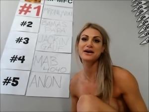 Hot MILF Cumshow WATCH PART 2 AT WhoreCamsTV com
