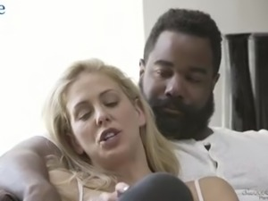 Stunning blonde MILF Cherie Deville introduce some of her porn colleagues